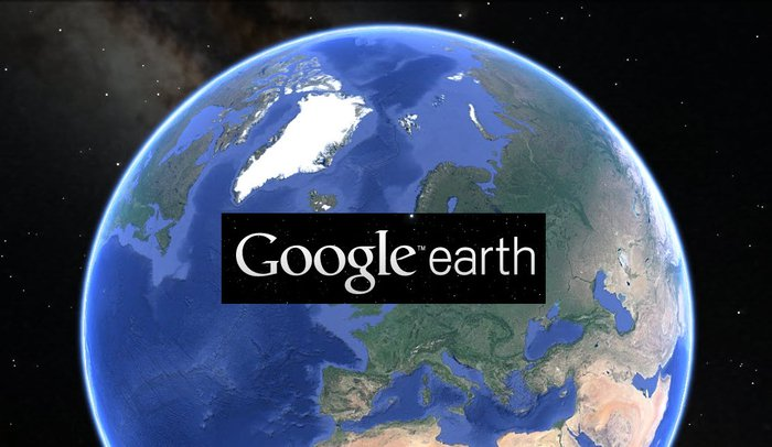 Google Earth : découvrez l'emplacement de votre ville il y a plusieurs millions d'année