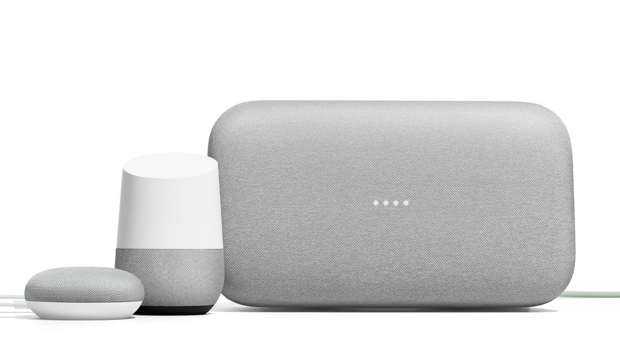 Google Home Max : la nouvelle enceinte débarque enfin en France