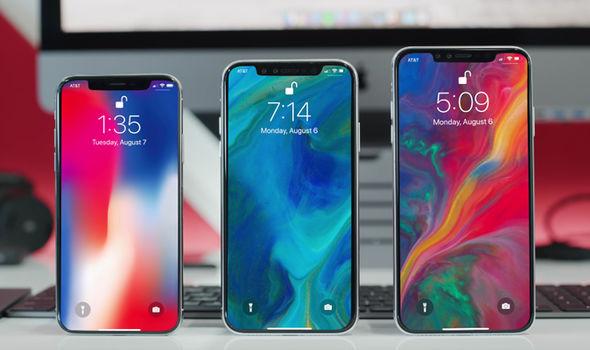 Apple : les trois futurs smartphones ressembleront à l'iPhone X