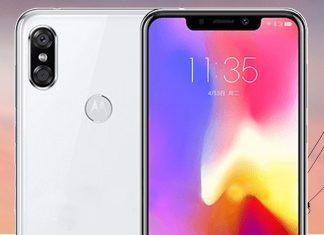 Motorola P30 : non ce n'est pas un iPhone X