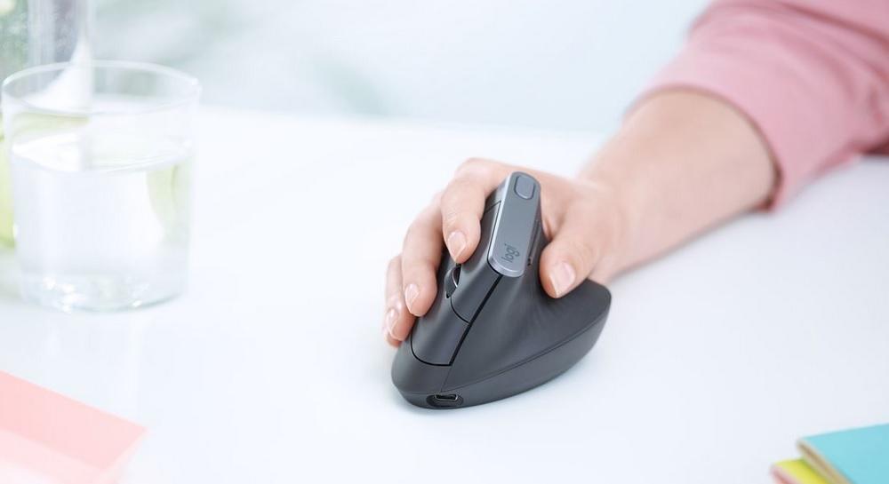 Logitech annonce la sortie de sa nouvelle souris verticale ergonomique : la MX Vertical