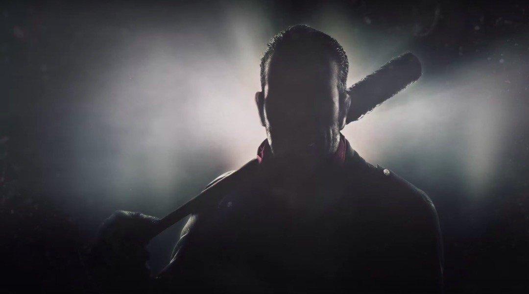 Tekken 7 Negan The Walking Dead