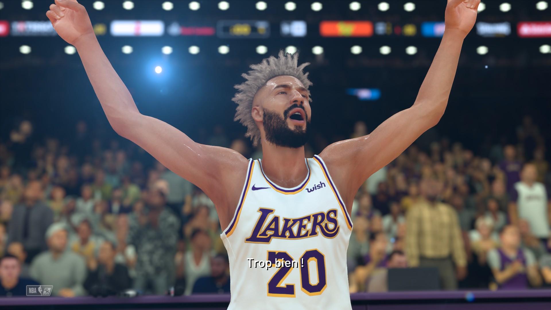 [ TEST ] NBA 2K19 (PC, PS4, Xbox One, Switch) : encore une référence