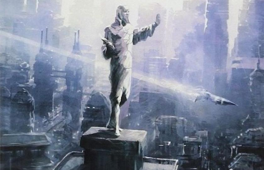 Apple souhaite adapter la célèbre œuvre d'Isaac Asimov : le cycle de Fondation