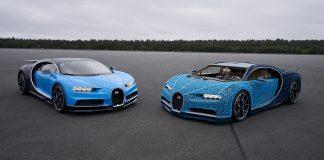 LEGO Bugatti Cheron