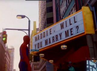 Spider-Man mariage