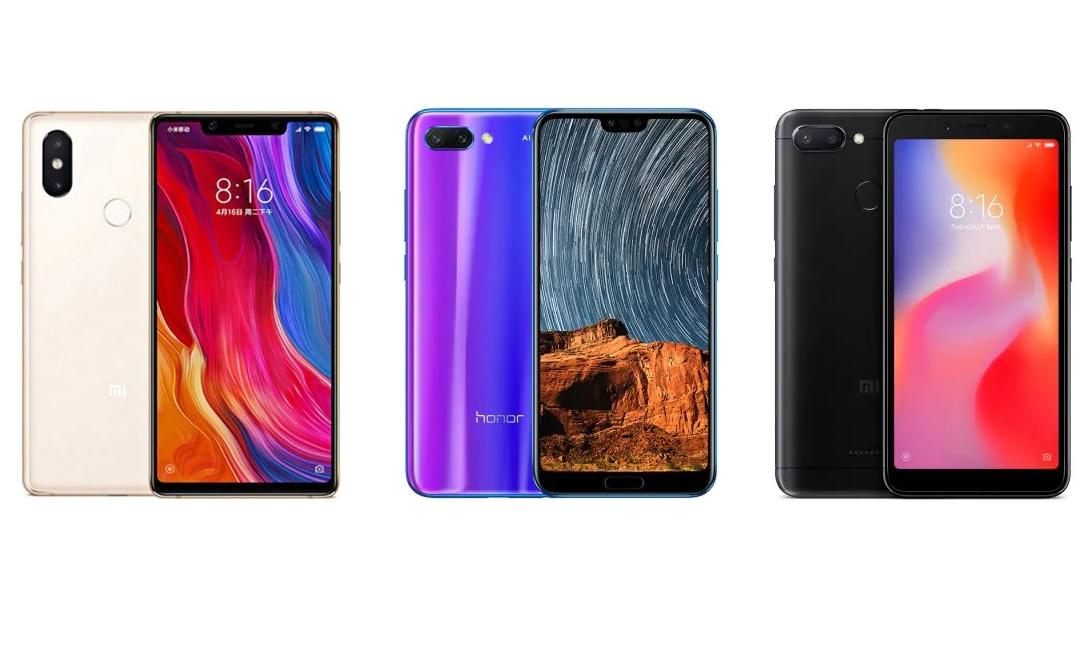 Bon plan GearBest : grosses promos sur les Honor 10, Xiaomi Mi 8 SE et Xiaomi Redmi 6