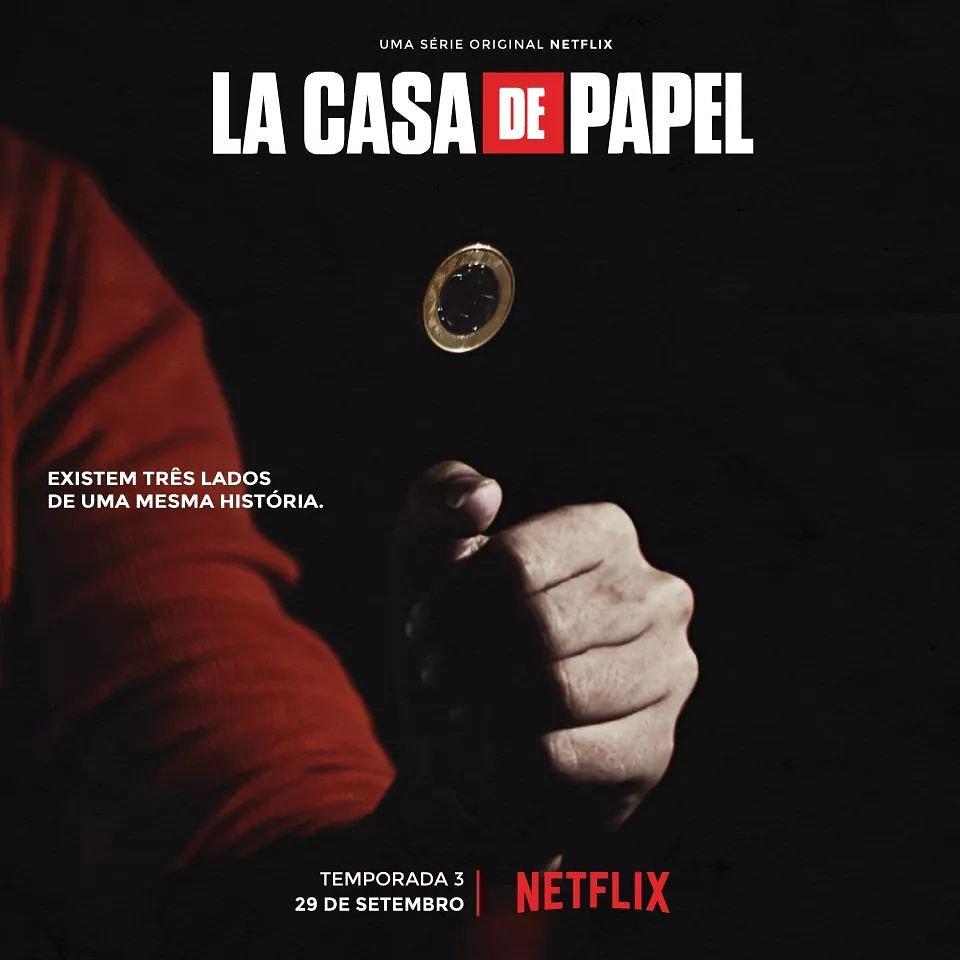 casa de papel 2 - La Casa de Papel partie 3 ne sortira pas le 29 septembre