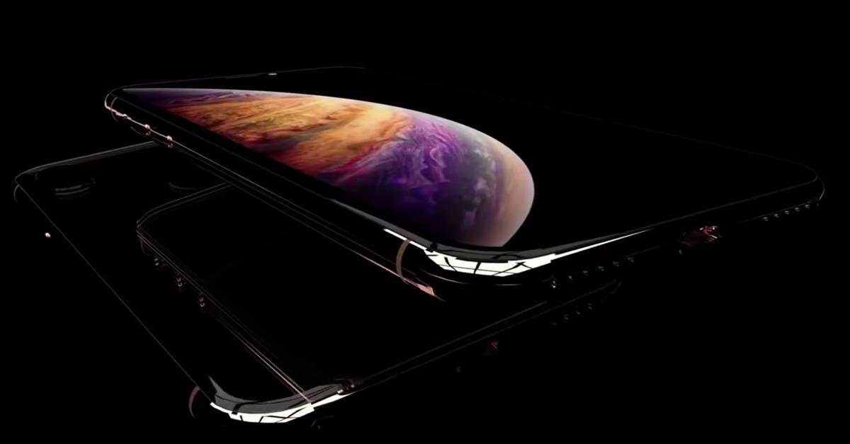 Les iPhone XS et XS Plus se dévoilent dans un concept 3D