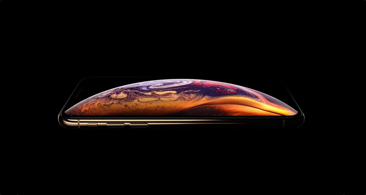 Un coût de production de 443 dollars pour l 'iPhone XS Max !