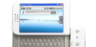 Le premier smartphone Android a dix ans, c'était le HTC Dream