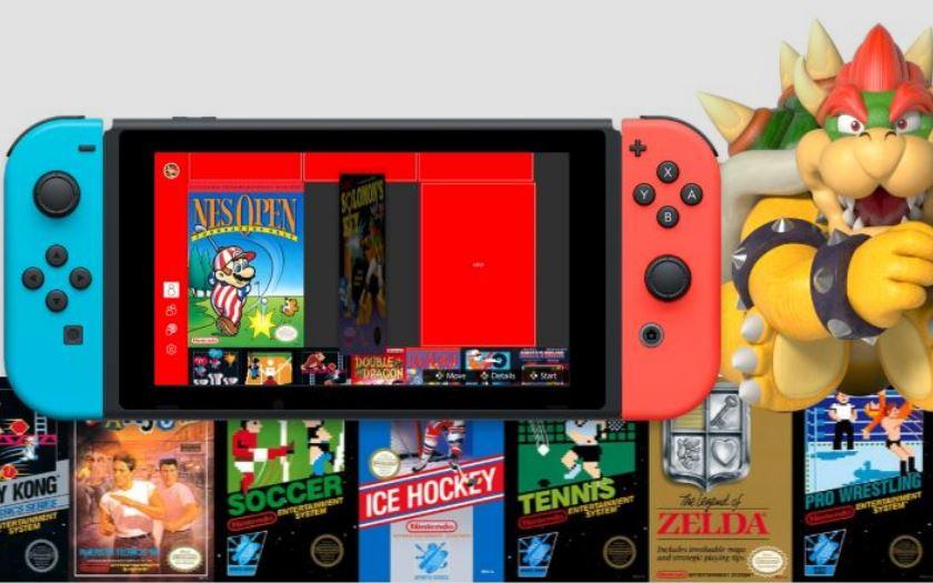 Nintendo Switch : l'émulateur de la NES a été piraté