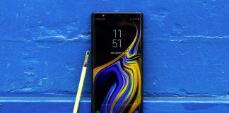 Retour vers le futur : un Galaxy Note 9 prend feu