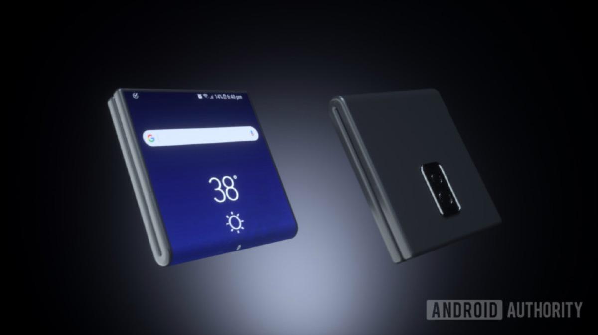 Le Galaxy X pliable de Samsung pour cette année