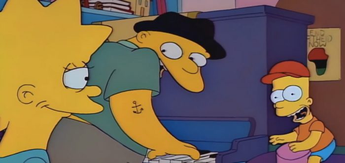 Michael Jackson prête sa voix dans un épisode des Simpson