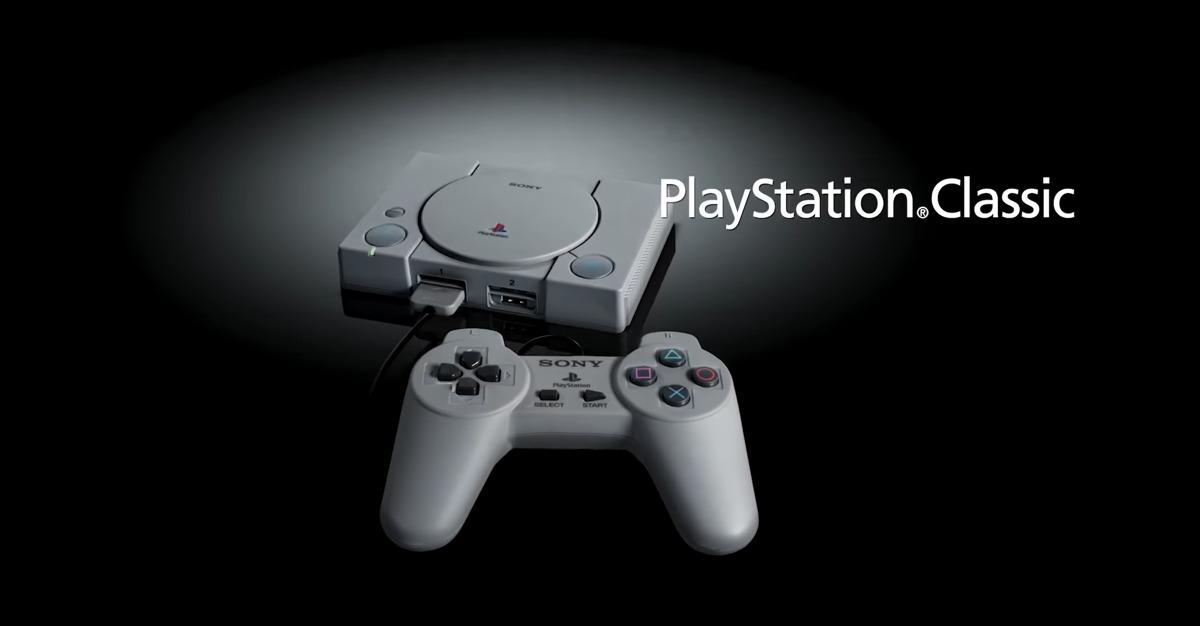 Forte baisse pour la Playstation Classic de Sony