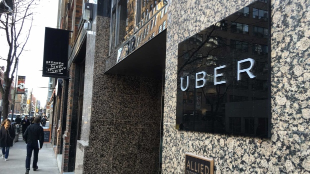 Uber ouvre un laboratoire d'intelligence artificielle au Canada