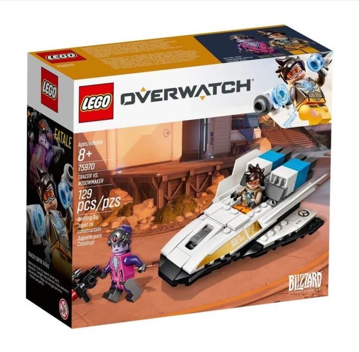 1 - Overwatch : les Lego nous ont été dévoilés prématurément