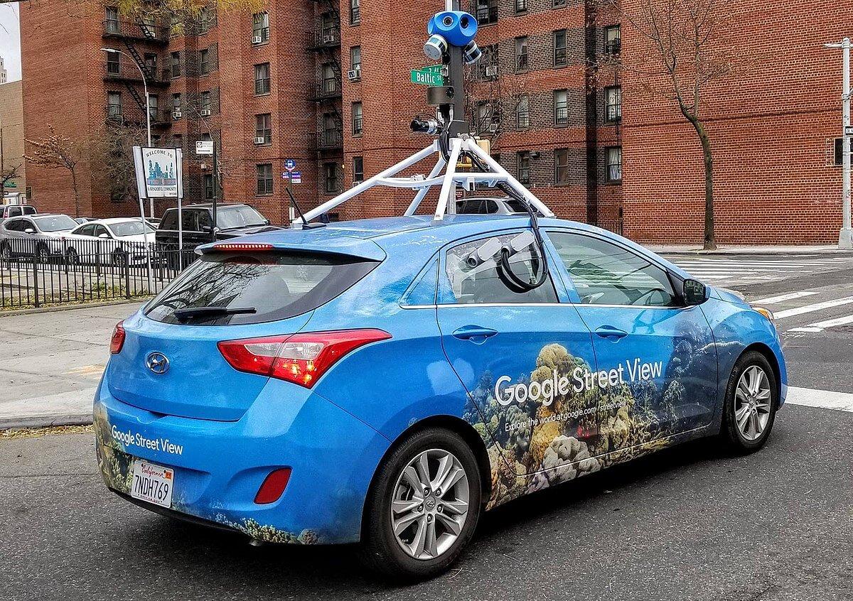 Les liaisons dangereuses de Google Street View