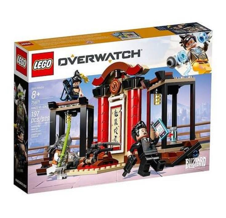2 - Overwatch : les Lego nous ont été dévoilés prématurément