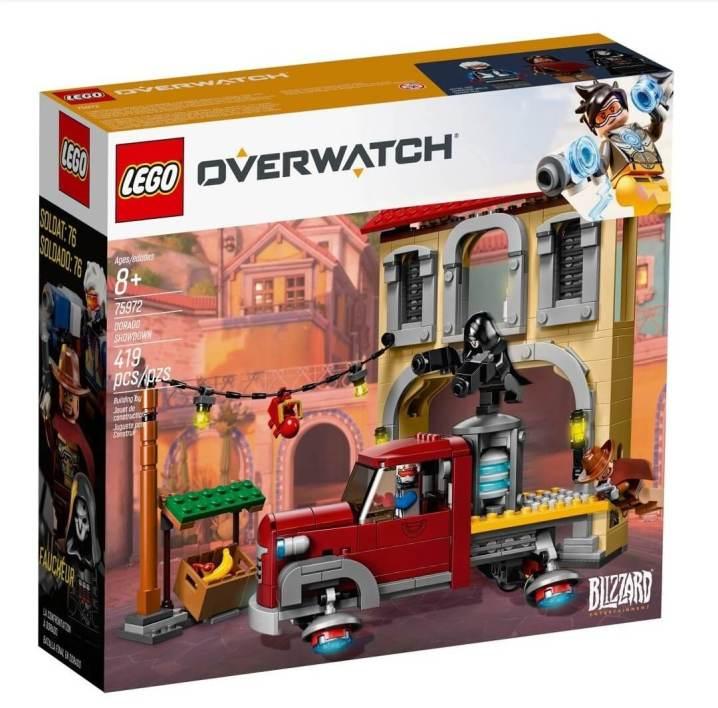 3 - Overwatch : les Lego nous ont été dévoilés prématurément