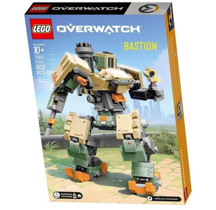 5 - Overwatch : les Lego nous ont été dévoilés prématurément