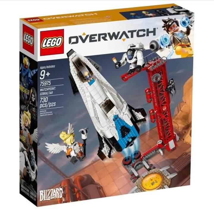 6 - Overwatch : les Lego nous ont été dévoilés prématurément