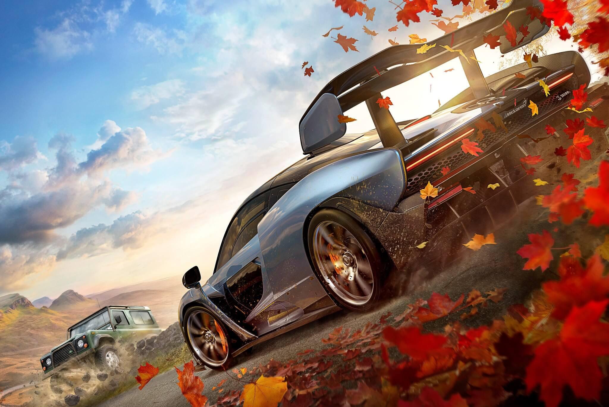 [ CONCOURS ] Tentez de remporter le jeu Forza Horizon 4 sur Xbox One !