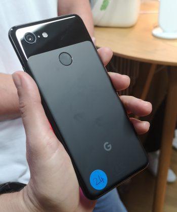 Google Pixel 3 350x420 - [ Prise en main ] Google s'attaque aux iPhone avec ses Google Pixel 3 et Pixel 3 XL