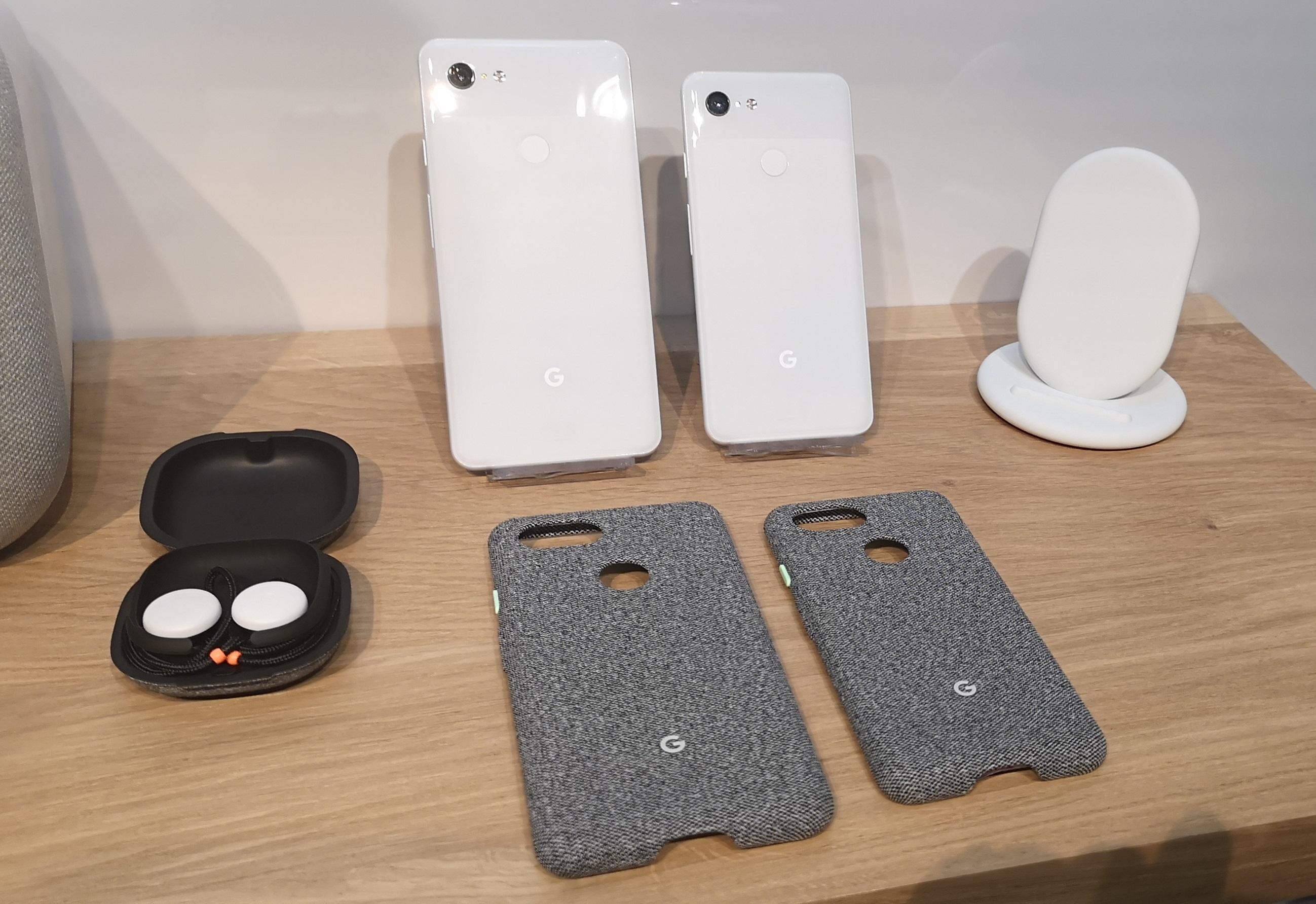 [ Prise en main ] Google s'attaque aux iPhone avec ses Google Pixel 3 et Pixel 3 XL