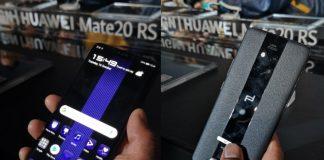 Huawei Mate 20 RS Porsche Design
