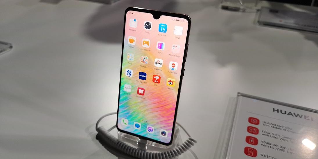 Le Huawei Mate 20