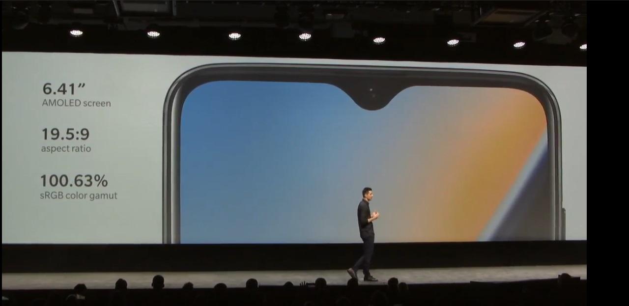 OnePlus 6T : toutes les informations officielles sur le nouveau flagship killer de 1+