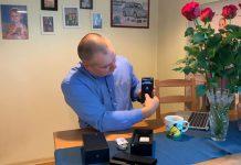 Unboxing du Huawei Mate 20 Pro