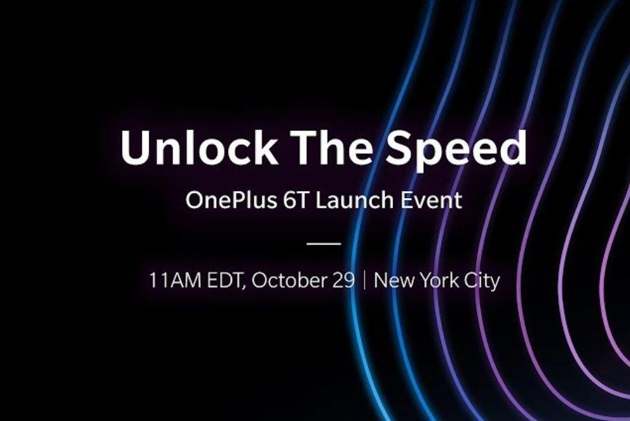 OnePlus 6T : comment suivre la présentation en direct ?
