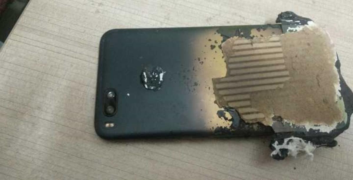 Les smartphones Xiaomi commencent à exploser !