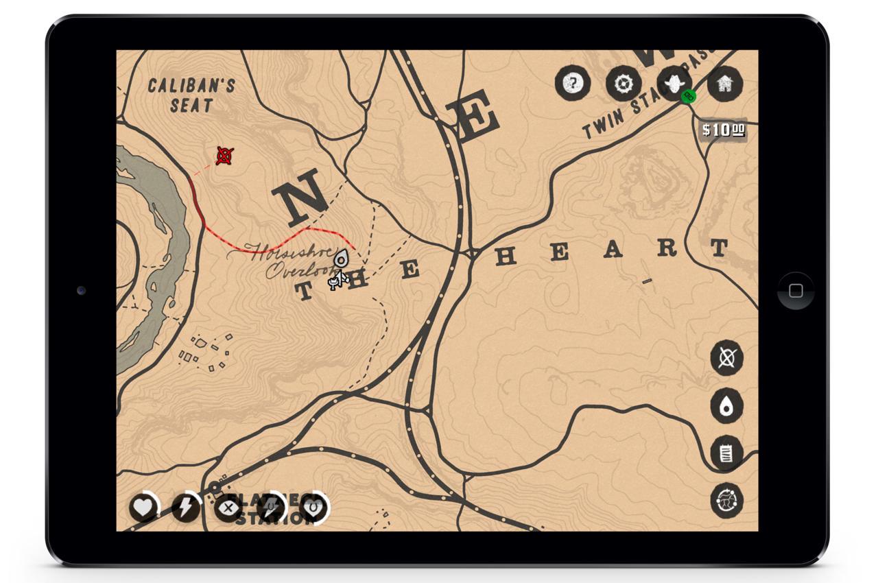 Red Dead Redemption 2 s'offre une application compagnon