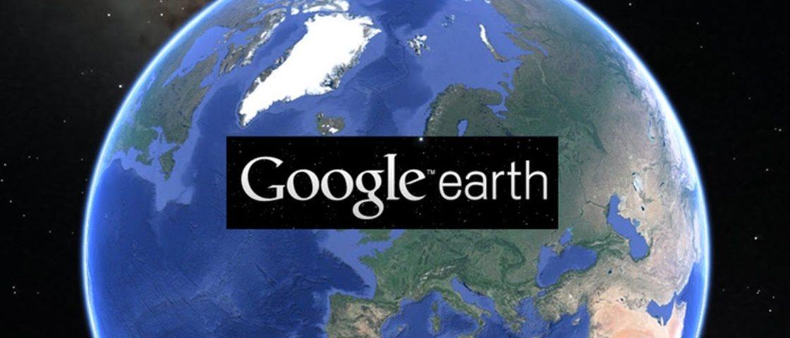Google earth secret