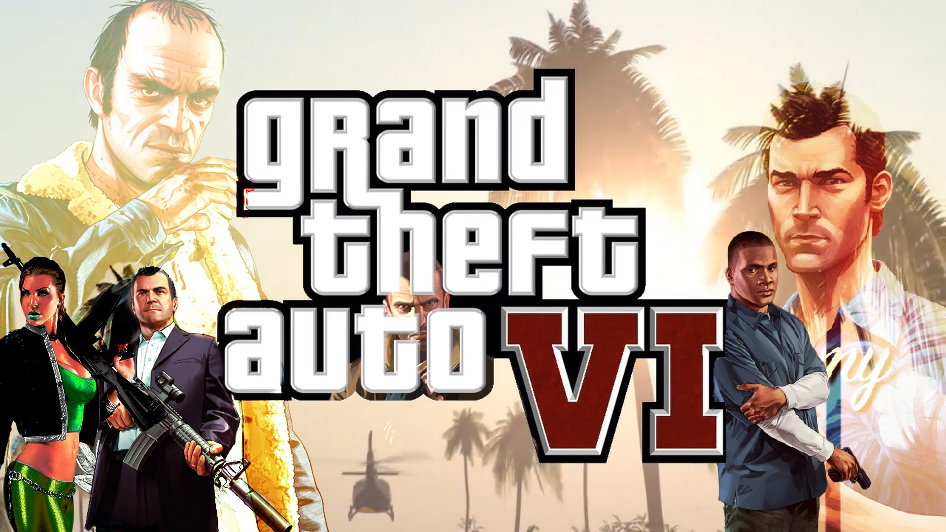 GTA 6 : Dan Houser explique pourquoi le jeu ne sortira sous le mandat de Donald Trump