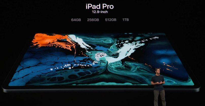 iPad Pro 12 810x420 - iPad Pro, MacBook Air, Mac mini : toutes les nouveautés annoncées pendant la keynote d'Apple