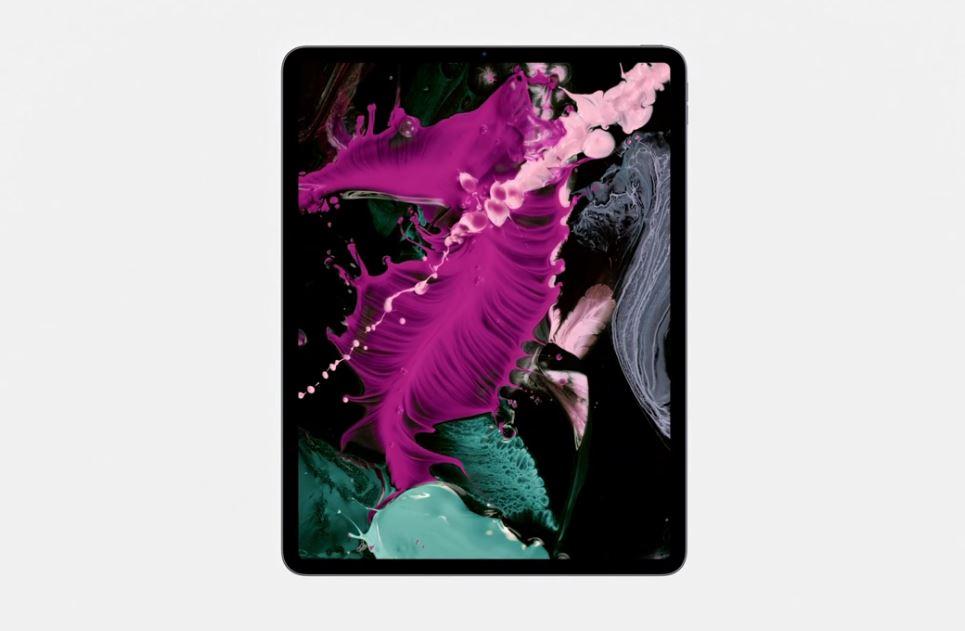 Voici l'iPad Pro 2018 !