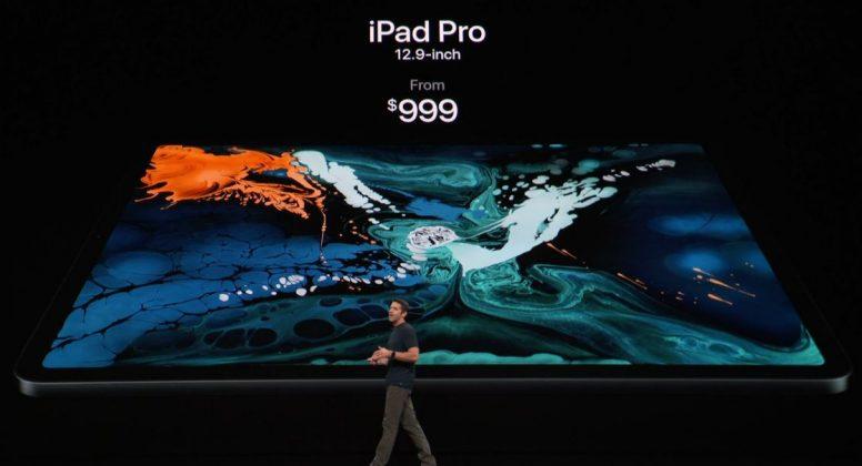 iPad Pro 999 776x420 - iPad Pro, MacBook Air, Mac mini : toutes les nouveautés annoncées pendant la keynote d'Apple