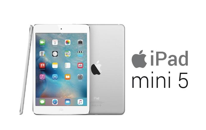 Apple : en 2019 retrouvez l'iPad mini 5 et AirPower