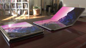 Lenovo prépare un nouveau PC portable à écran 13 pouces pliable