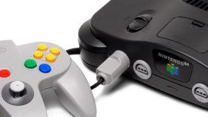 Nintendo préparerait une N64 mini pour 2019