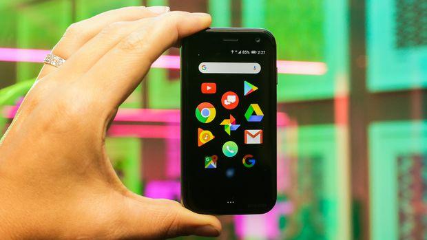 Palm fait son come-back et propose un mini-téléphone connecté à nos smartphones