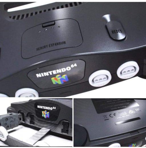 Des supposées photos de la Nintendo 64 Mini