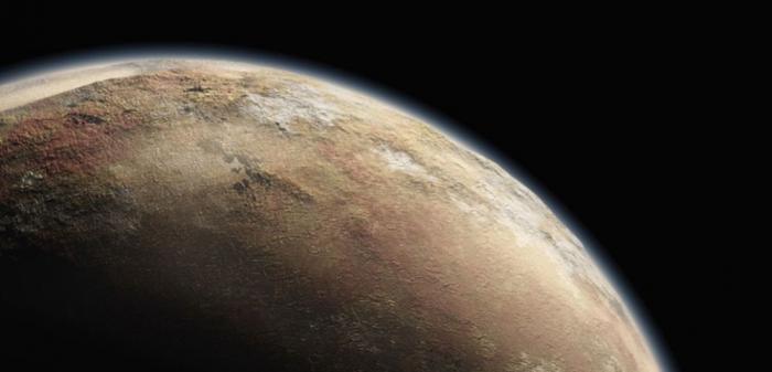 Pluton : planète naine hostile mais future grande habitable