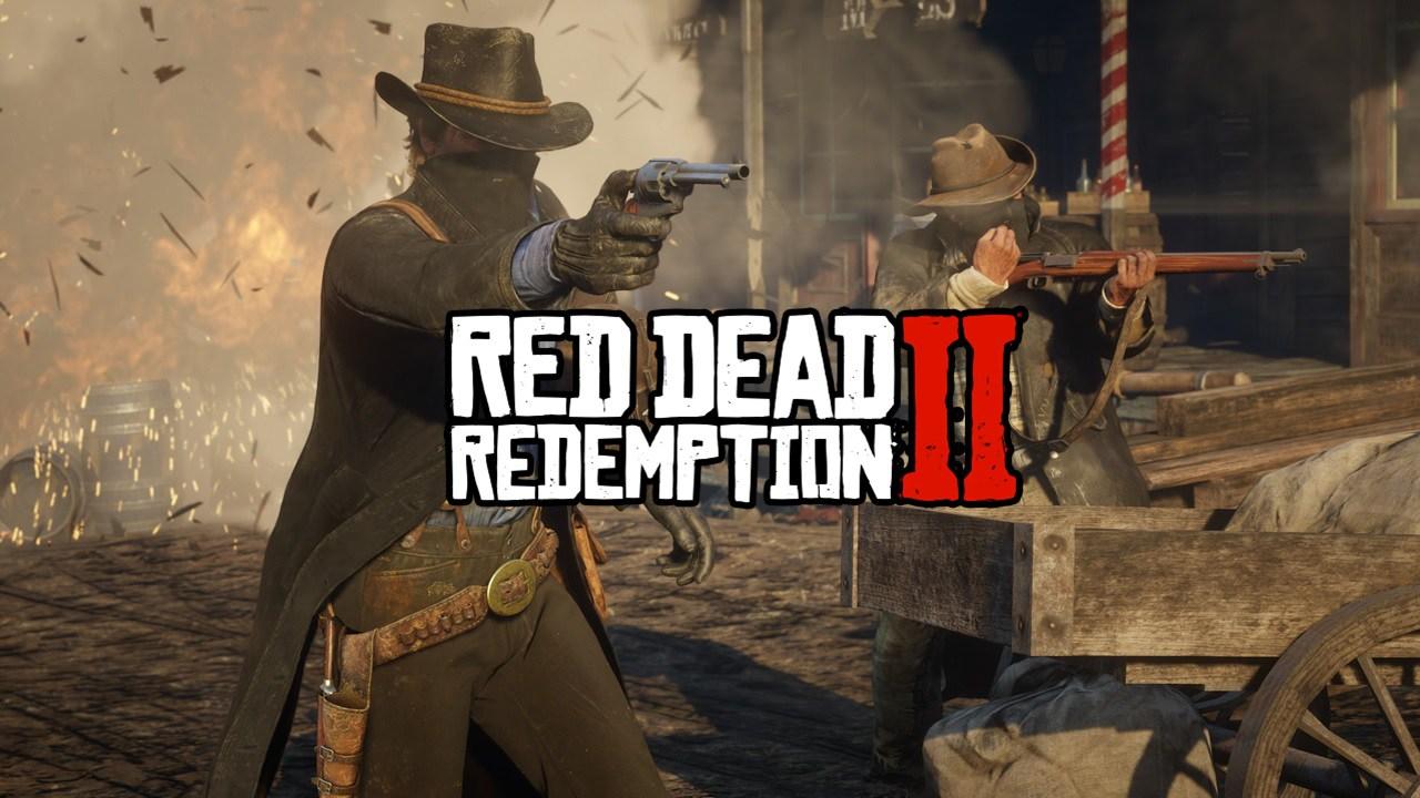 Red Dead Redemption 2, nouvelle séquence de gameplay — Vidéo