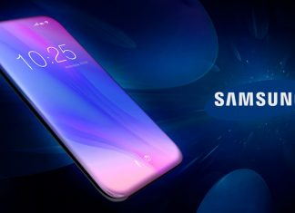 Le prochain smartphone de Samsung va-t-il ressembler à ça ?